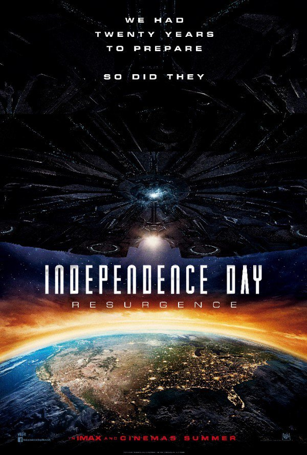 Independence Day: Resurgence (2016) HD Copy Download