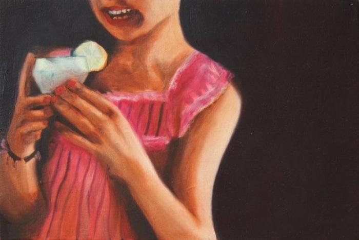 Британский художник. Dina Varpahovsky