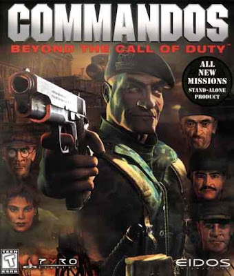 Commandos Beyond the Call of Duty Free Download Game