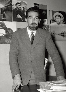 Mario Rigoni Stern pictured in 1958