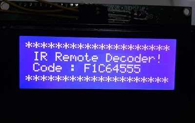 How to Decode Any IR Remote Control Signal Using Arduino