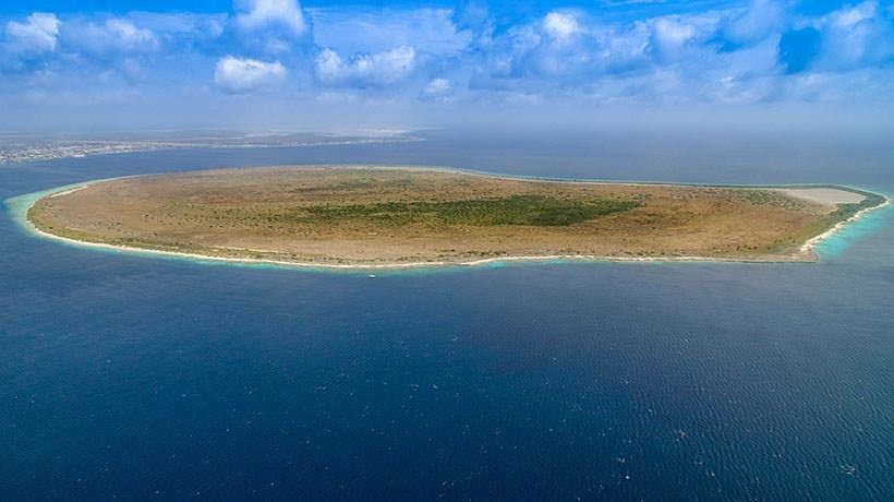 Klein Bonaire - o que fazer em Bonaire. Foto: Wikimedia Commons