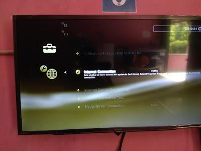 Cara Mengkoneksikan PS3 Dengan Wifi 2