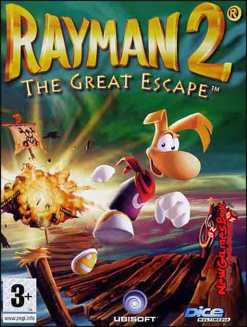 Rayman: origins announced for pc, free copy of rayman 2 included.