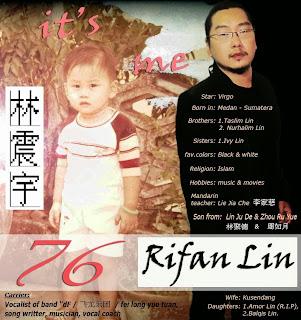 Mususi Kreatif Rifan Lin