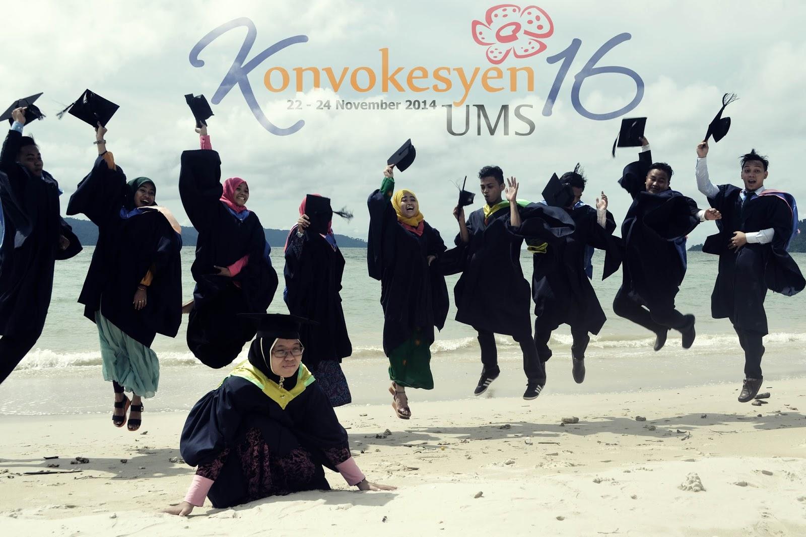 Konvokesyen UMS 16
