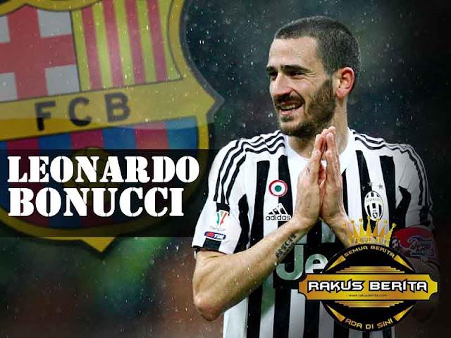 Bonucci 'Barca Sekarang Lebih Payah'