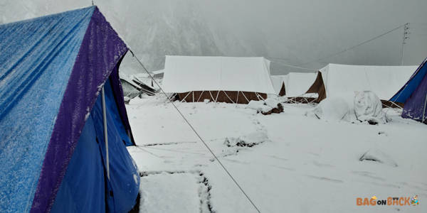 केदारनाथ बेस कैंप, Kedarnath Base Camp