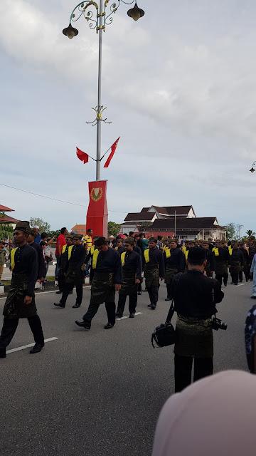 29th sultan of kedah, kedah parade, malaysia, royal parade, Sultan of Kedah,