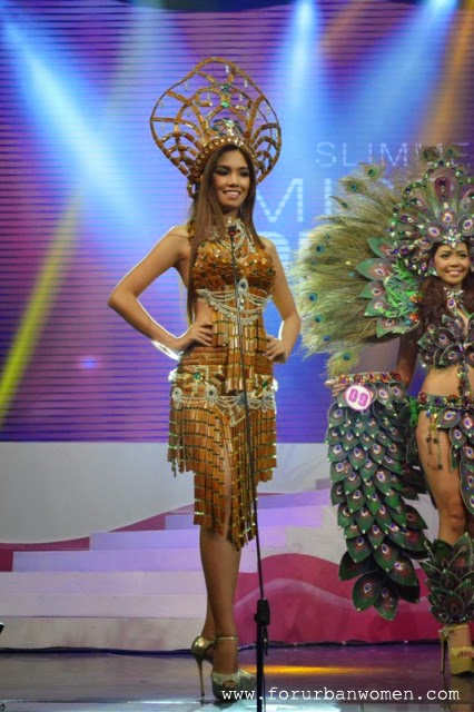 Photo Diary Slimmers World Miss Bikini Philippines 2014
