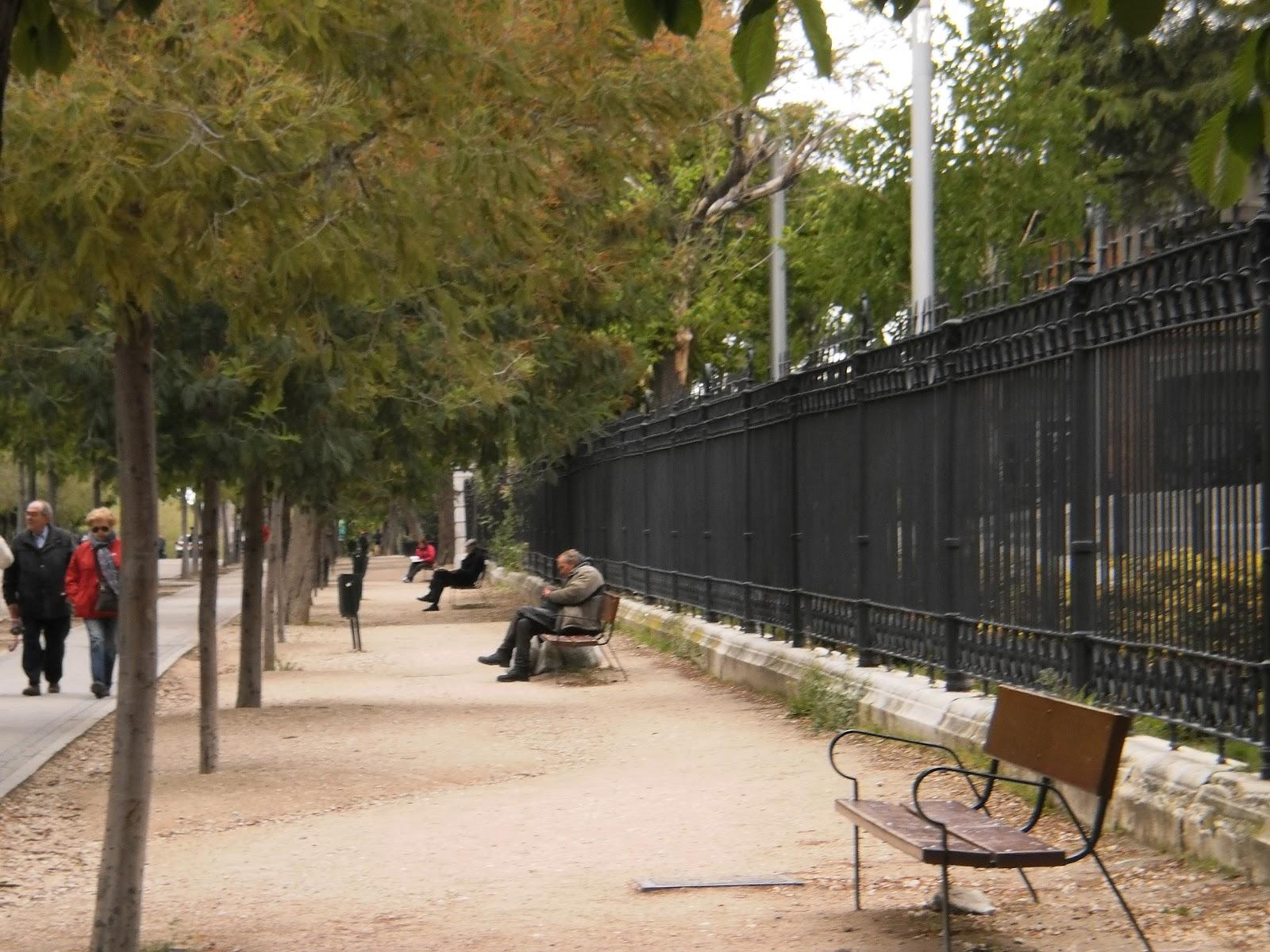 En Un Acorde Azul: MIS PASEOS POR MADRID