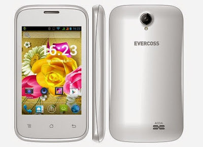 HP Android Evercross A33A