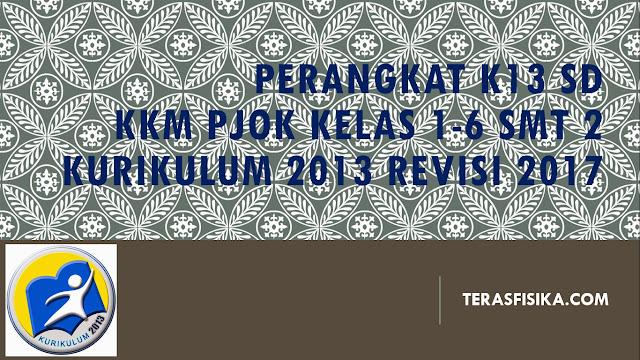 KKM PJOK SD/MI
