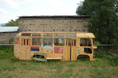 Imagen de bus soviético