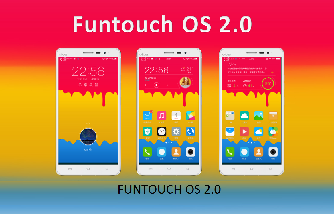 Stable Funtouch OS 2 0 For MT6582