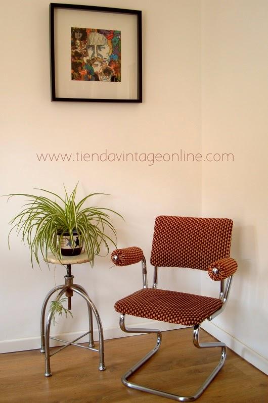 Kp tienda vintage online sillas de comedor a os 60 - Sillas anos 60 ...