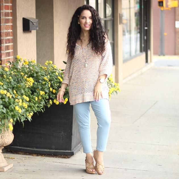 Pastel Sweater