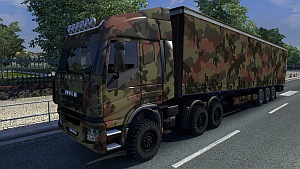Army Iveco Stralis