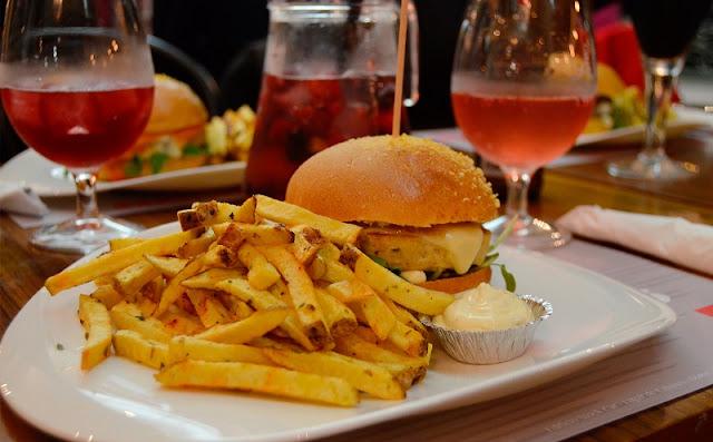 Restaurante Bicla Burgers em Braga