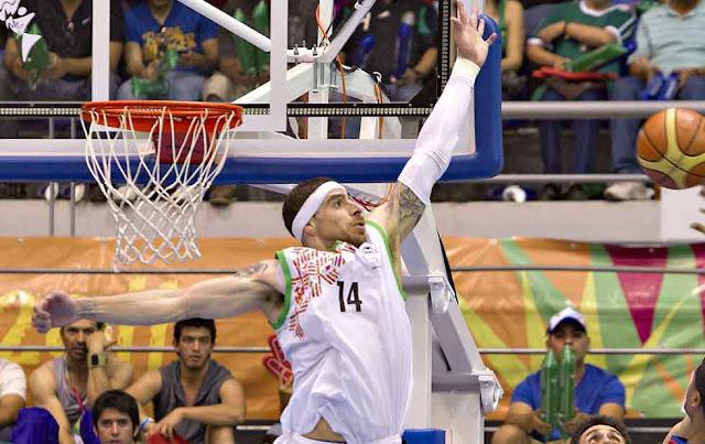 Lorenzo Mata LNBP Juegos Panamericanos