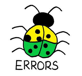 Error detection - English for IBPS clerk mains exam