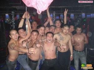 Китайская мафия, триада