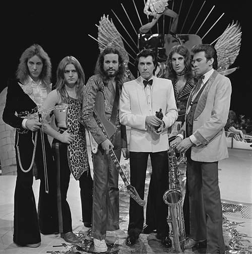 Roxy Music in 1973