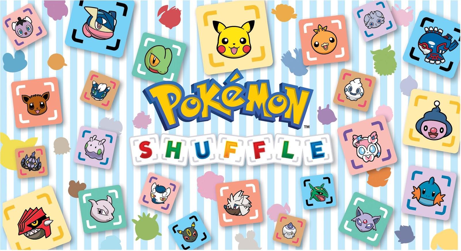 Comemore os 5 milhões de downloads de Pokémon Shuffle com o