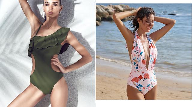 bañadores aliexpress verano 2018