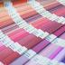 10 palettes de couleur pour un mariage printanier