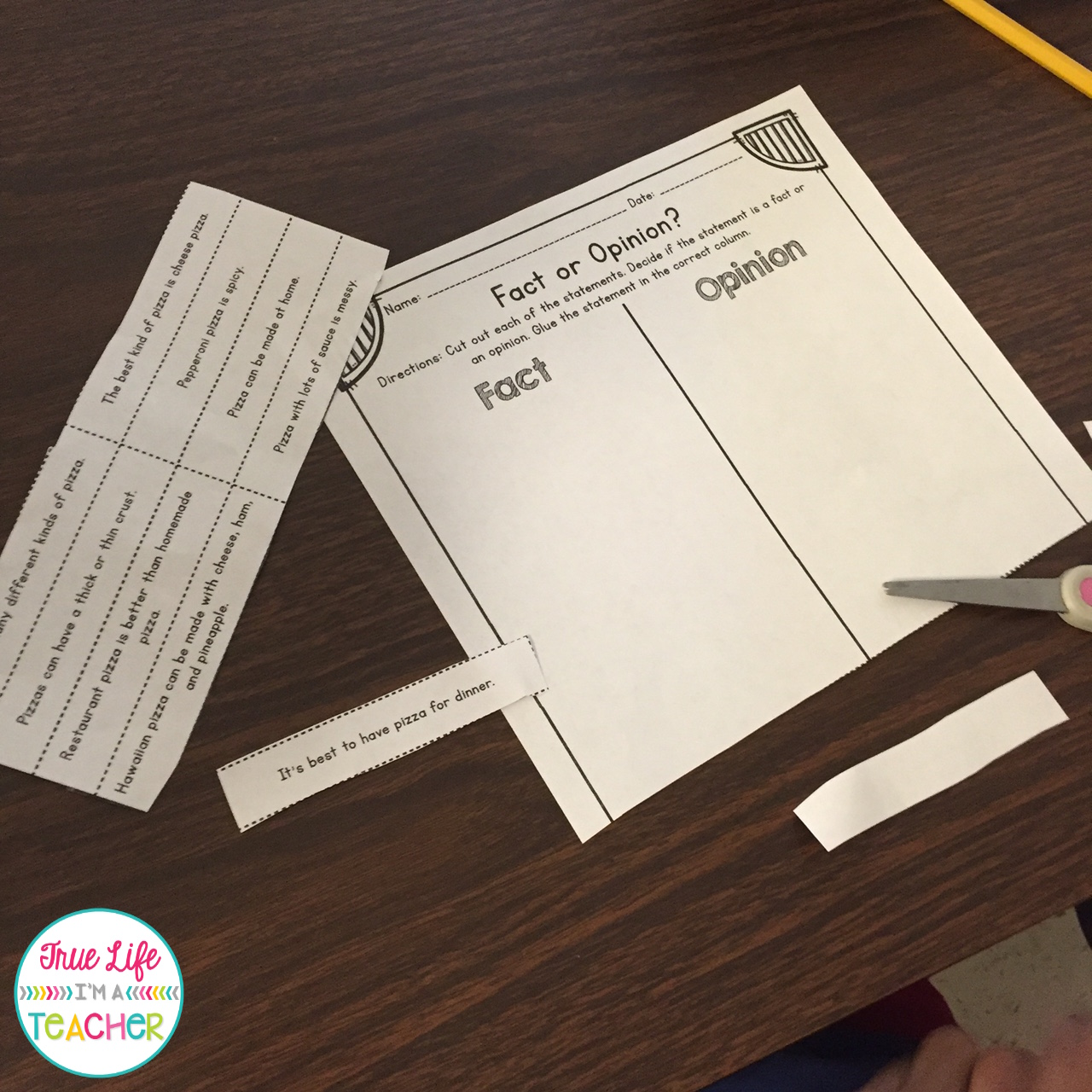How To Kick Off Your Opinion Writing Unit
