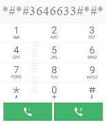 5 Cara Kunci (Lock) Sinyal 4G Meizu dengan Kode Rahasia