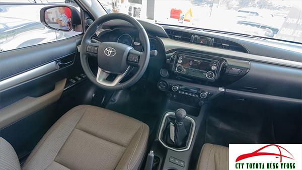 Giá xe, thông số kỹ thuật và đánh giá chi tiết bán tải Toyota Hilux 2018 nhập khẩu - ảnh 20