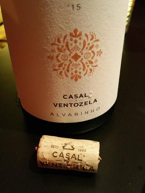 Casal de Ventozela Alvarinho 2015