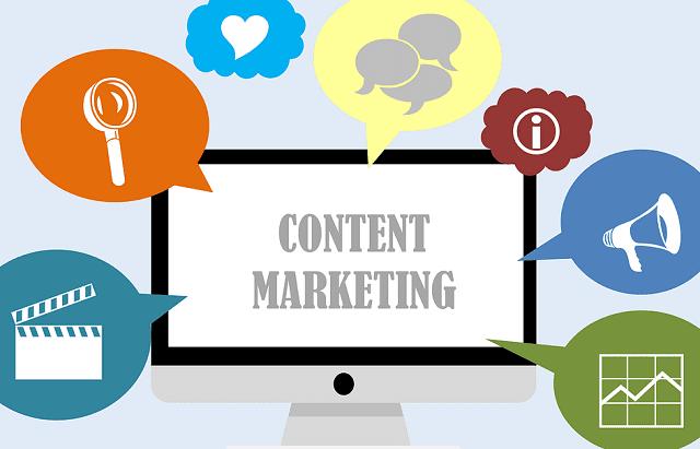 2019 Content Marketing Calendar Schedule