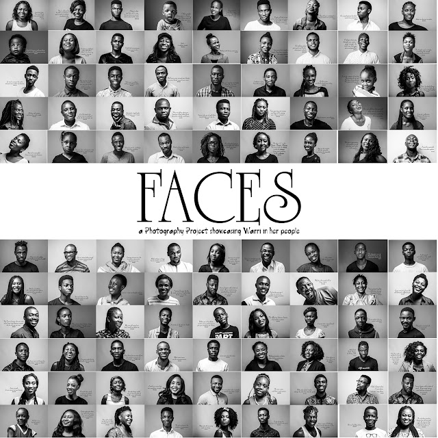 FACES-  A Photo Story Portraying the Warri People by Solomon Elohor Abe