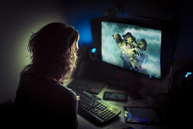 Los gamers prefieren más jugar en un Pc que en una consola!
