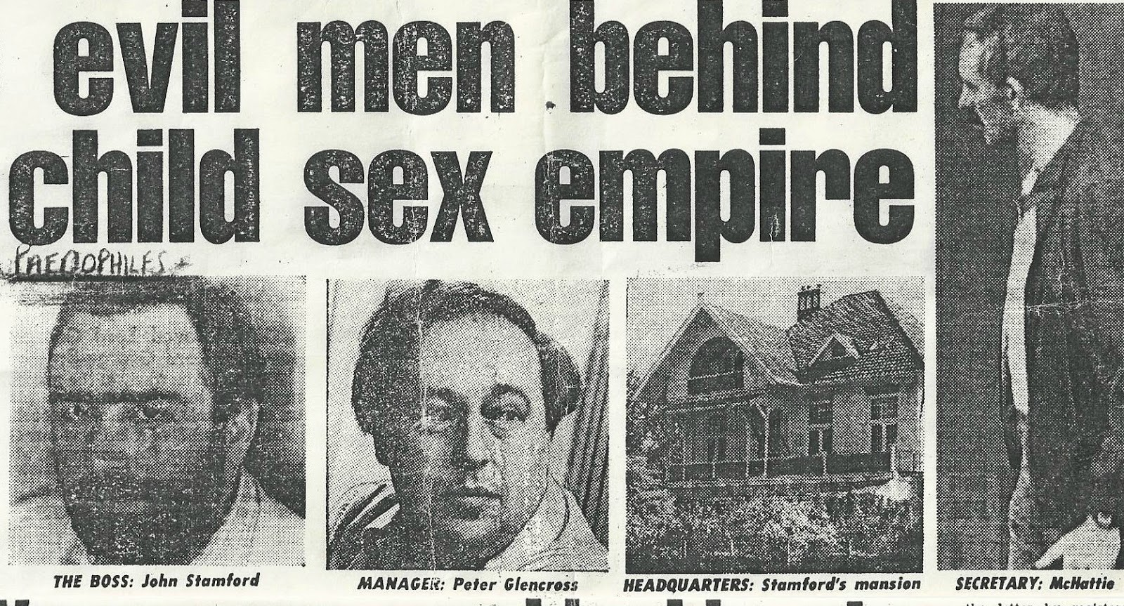 Image result for BOYS TOWN PEDOPHILE RINGS