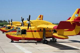 Εφτασαν επιτέλους τα πυροσβεστικά σε Τρίπολη και Καλαμάτα
