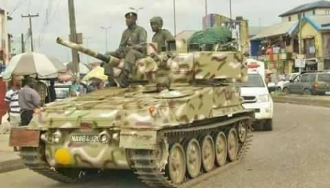 Image result for Nnamdi Kanu's family cries out against another Army invasion