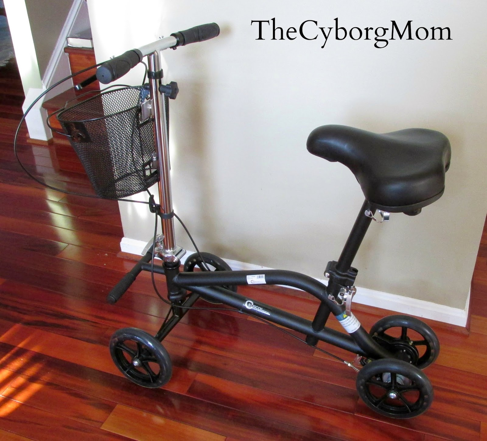 TheCyborgMom: The Seated Scooter—Non Weight Bearing Option