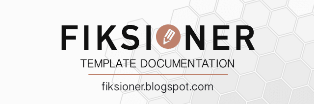 Fiksioner Template Documentation