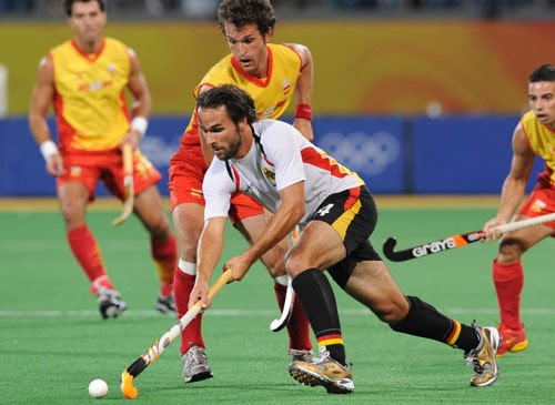 Cabang Olahraga Hoki (Hockey)