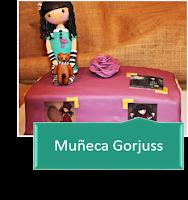 MUÑECA GORJUSS {FONDANT}