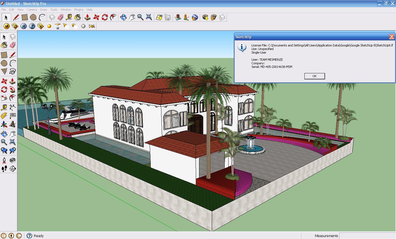 Tecnologia E Informatica Sketchup
