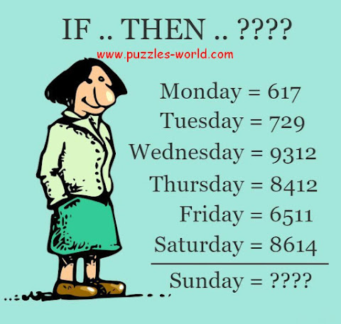 Monday = 617