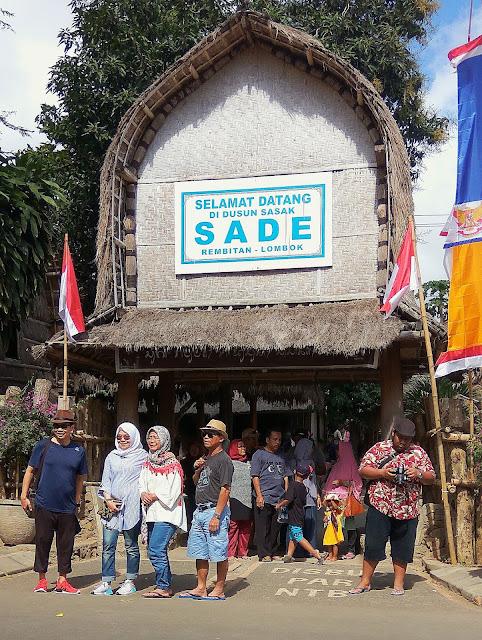 Dusun-Sasak-Sade
