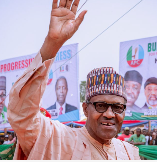 Buhari's re-election excites NUPENG, PENGASSAN