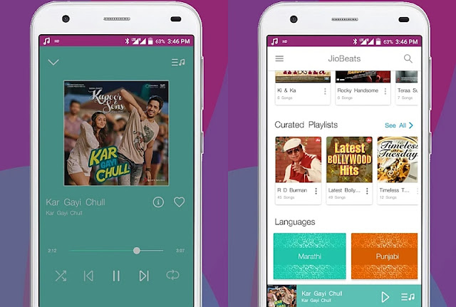 Jio Music App Download