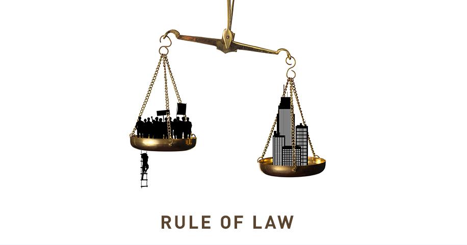 Ham Dan Rule Of Law